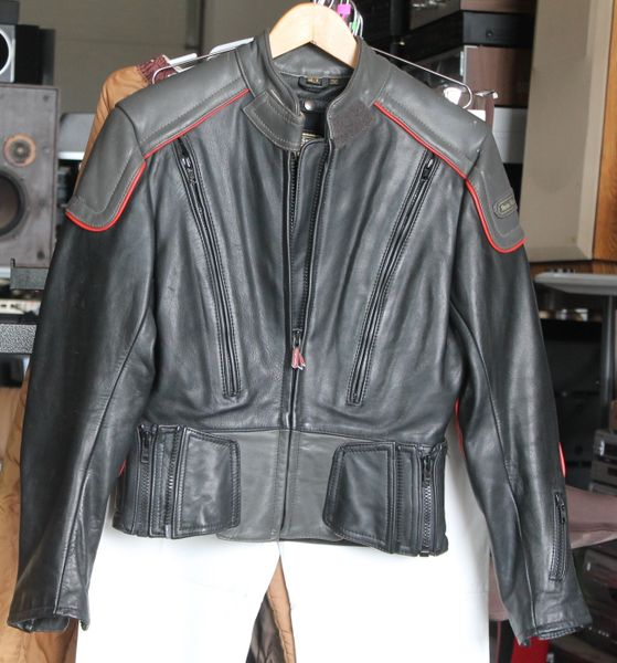 Hein Gericke Gray Motorcycle Jacket