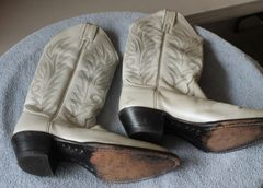 Justin Cowgirl Boots-7B