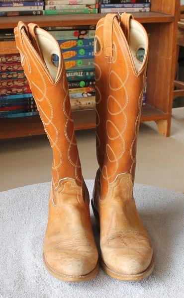 Acme Cowboy Boots-7C