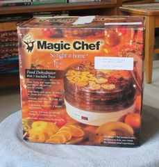 Magic Chef 5 Tray Food Dehydrator