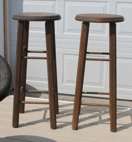 Extra Tall Stools / Plant Stands