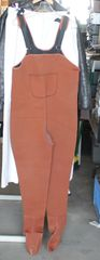 Red Ball Chest Waders-L