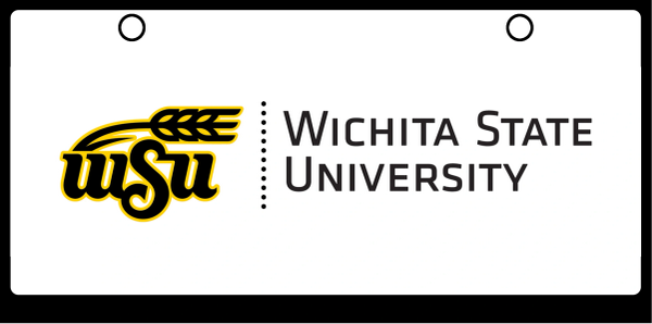 Wichita State Logo Color on White