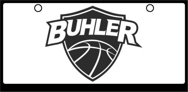 Buhler Basketball Black on White