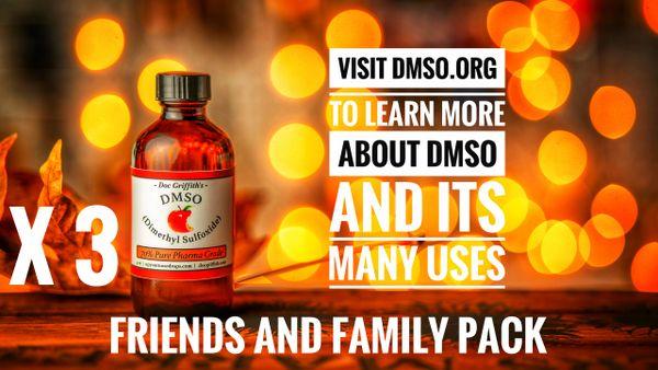 DMSO Friends & Family Pack