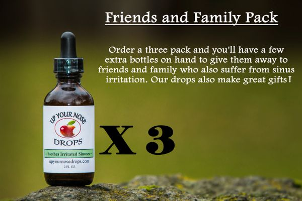 Friends and Family Pack