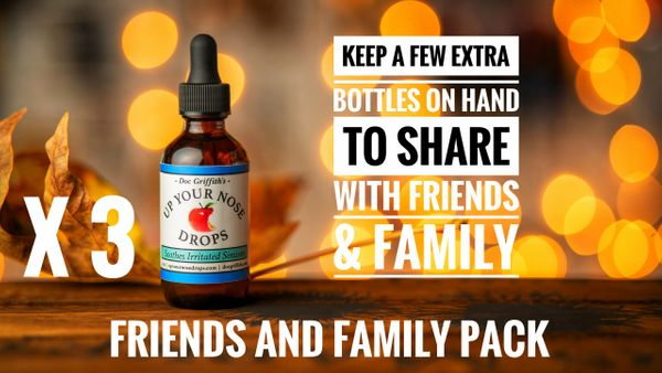 Sinus Friends & Family Pack