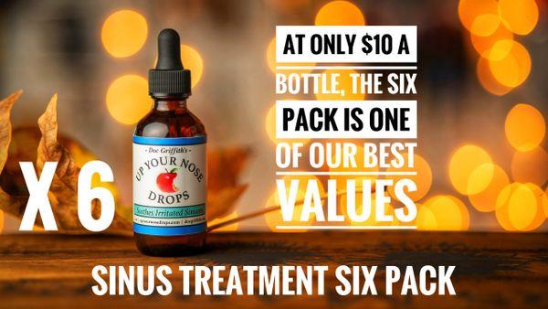 Sinus Six Pack