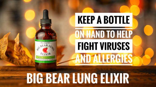 Big Bear Lung Elixir