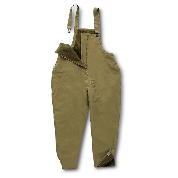 Winter Combat Bib Trousers