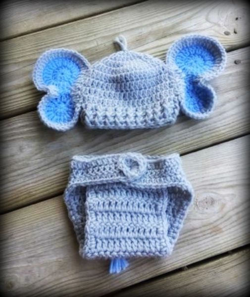 10 Crochet Diaper Cover Patterns | Guide Patterns | 600x505