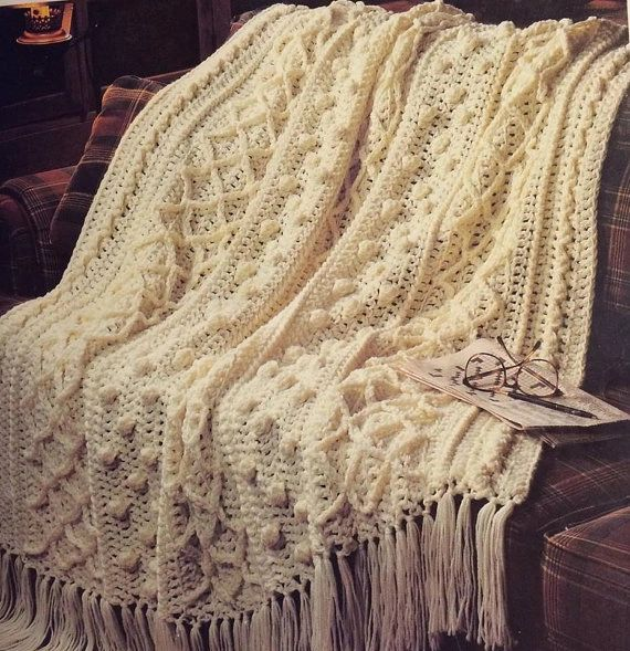 Classic Country Crochet Afghan