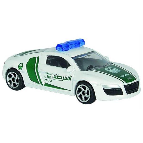 Majorette Dubai Police Super Cars 3 Pcs Set 1