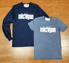 Michigan Paddle Bear T-Shirt - Michigan Paddle Board Shirt - Paddle Board Shirt - Michigan Bear - Michigan Outdoors - Michigan Wilderness - MADE IN MICHIGAN!
