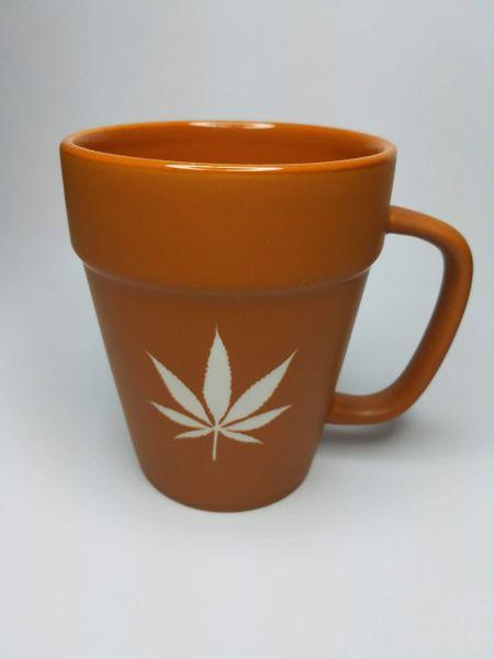 Marijuana Terracotta Coffee Mug