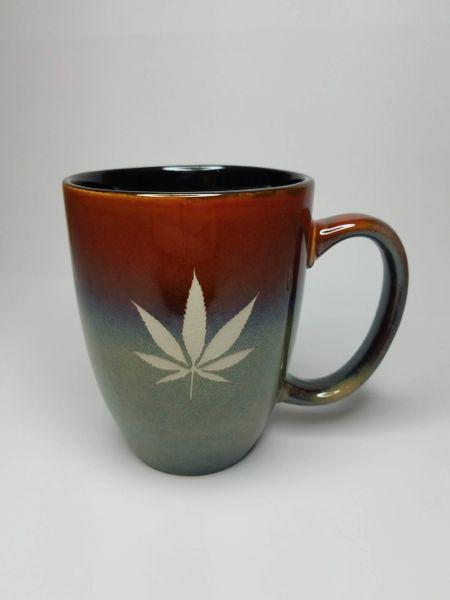 Rustic Bistro Marijuana Coffee Mug