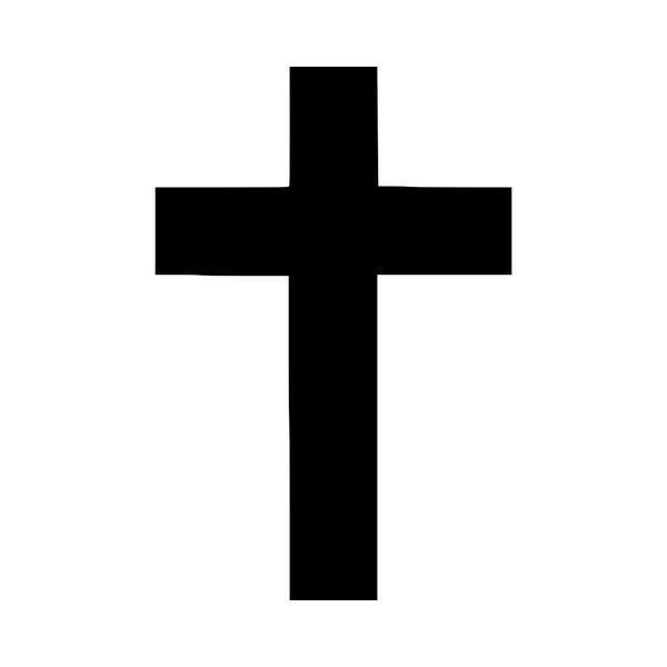 Cross Vinyl Car Decal