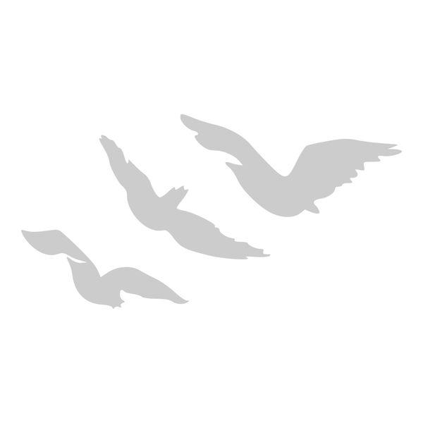 Flying Birds Vinyl Car Decal