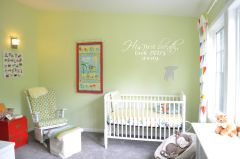 His first breath took ours away Wall Decal