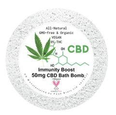 Immunity Boost Aromatherapy Bath Bomb 50mg