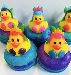 Mermaid Duck Bath Bomb