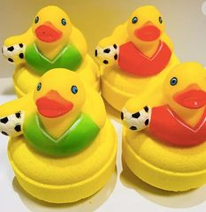 Footie Duck Bath Bomb