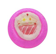 Coconut Cream Cupcake Fizzy Bath Bomb