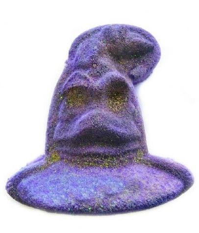 Witchery Hat Fizzy Bath Bomb VEGAN
