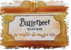 Butterbeer Soap Bars 🐰