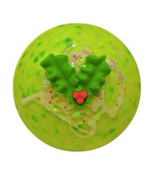 Bayberry Frost Fizzy Bath Bomb