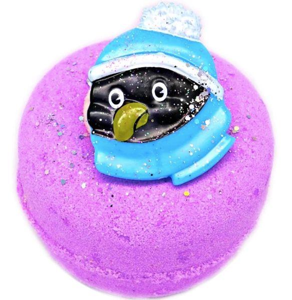 Penguin Pops Fizzy Bath Donuts (Vegan)