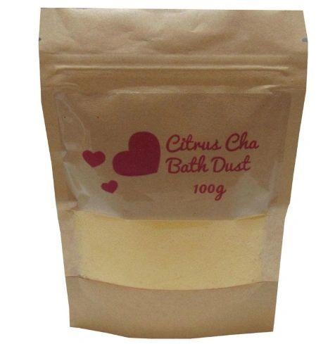 Citrus Cha Bath Dust 100g