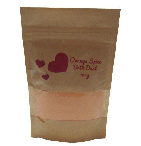 Orange Spice Bath Dust 100g