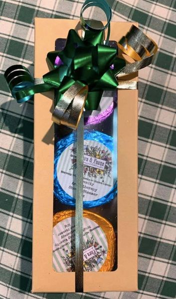Three Pack of Shower Steamers Gift Set