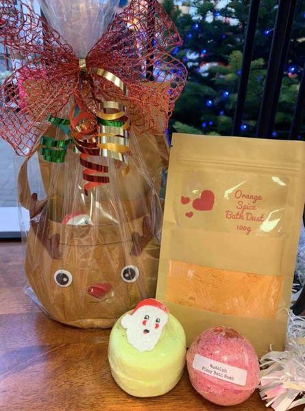 Rudolph Reindeer Gift Set