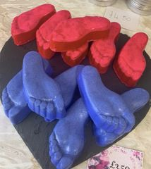 Fresh Feet Pumice Soap 💚🐰