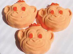 Cheeky Monkey Bath Bomb 🐰