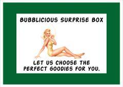 Bubblicious Surprise £30.00 Box (Including Postage)