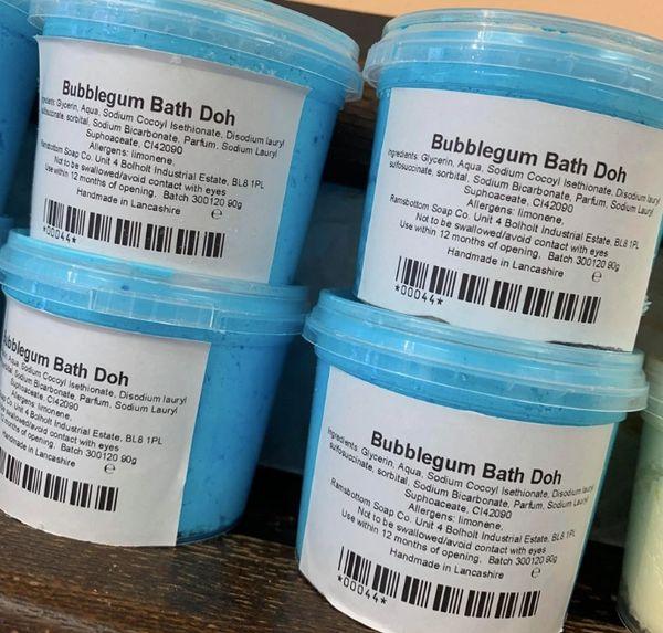Bubblegum Bath Doh 🐰