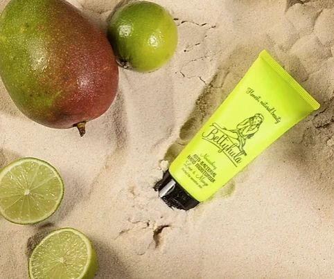 Bettyhula Nourishing Anti-Bacterial Hand Cream - Lime & Mango 🐰