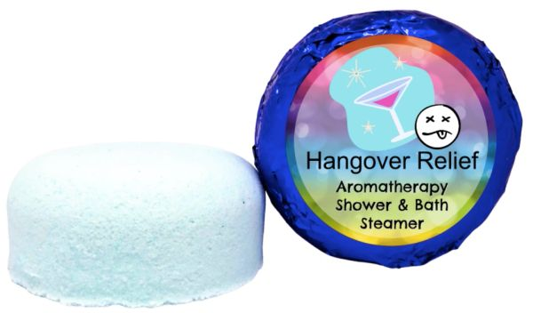 Hangover Relief Aromatherapy Shower & Bath Steamer 💚🐰