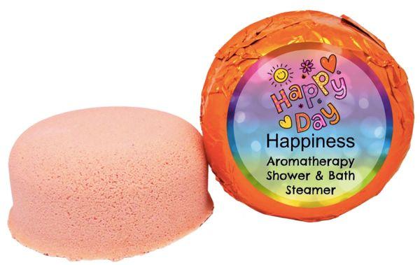 Happiness Aromatherapy Shower & Bath Steamer 💚🐰