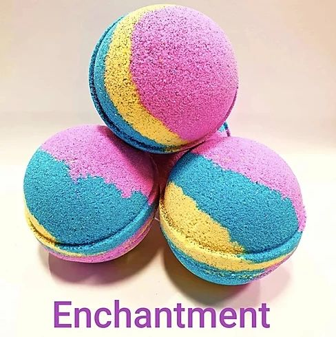 Enchantment Foaming Bomb