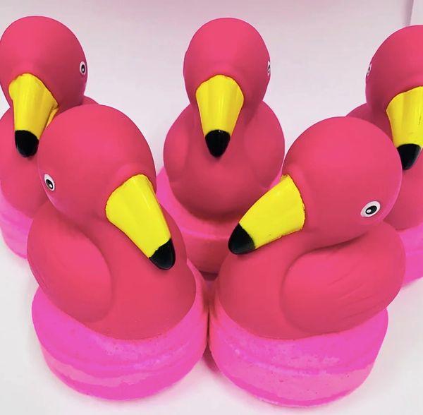 Flamingo Duck Bath Bomb 🐰
