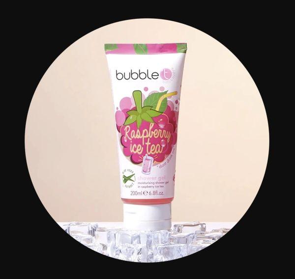 Raspberry Ice Tea Shower Gel 🐰