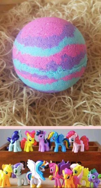 Hidden Treasure Little Pony Surprise Bath Bomb 🐰