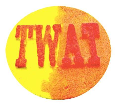 Twat Fizzy Bath Bomb