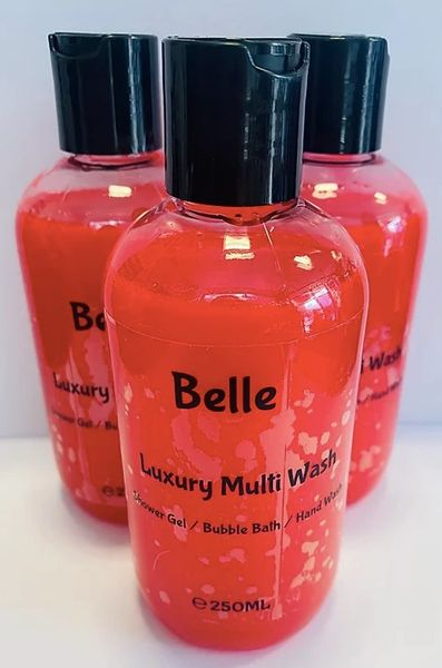 Belle Luxury Multi Wash