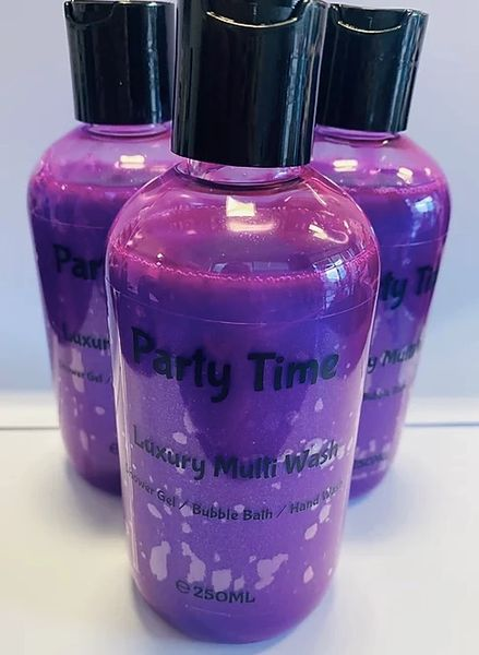 Party Time Luxury Multi Wash