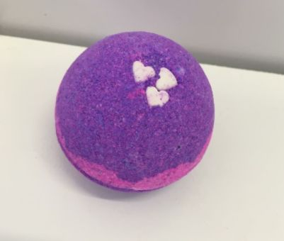 Blackberry Jam Bubble Bath Bomb 🐰